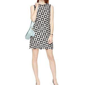 Kate Spade EUC Guipure Lace Shift Dress Size 2